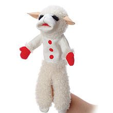 Aurora World Talking Lamb Chop Puppet