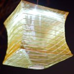 Allsop-Home-and-Garden-10-x-12-Square-Silk-Effects-LED-Outdoor-Solar-Lantern-Handmade-with-Weather-Resistant-UV-Rated-Fabric-Stainless-Steel-Hardware-Chinese-Style-Light-Moss-1-Count