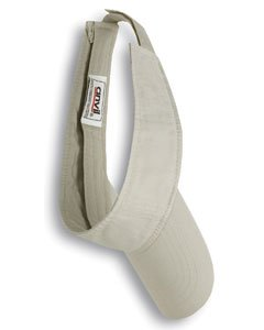 Visor Twill Trim (Anvil Solid Low-Profile Twill Visor OS Wheat)