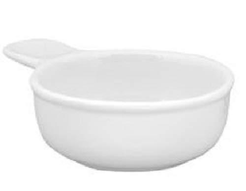 CorningWare French White Grab-It 15-oz Baking Dish Set of Four (4) Grab -It Bowls