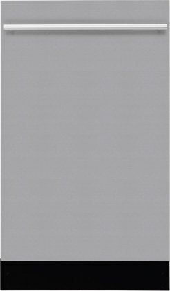"""Blomberg DWS54100SS 18"""" Fully Integrated Dishwasher With 9"""