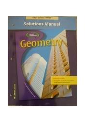 Read Online Geometry 2004 Solutions Manual ebook
