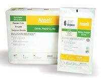 8513 PT# 8513- Glove Surgical PF Neoprn LF Sz 6.5 Green DermaPrene 50Pr/Bx by, Ansell US