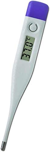Thermometer, Celcius Thermometer for Baby Children and Adult Termometro - Digital Medical Fever Thermometer for Fever Accurate and Fast Readings - Oral and Rectal Fever Indicator Celcius (℃)