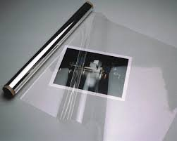 4feuilles de plastique épais Transparent Feuilles de papier acétate A1Taille 400Micron