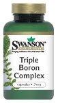 Triple Boron Complex 3 mg 250 Caps