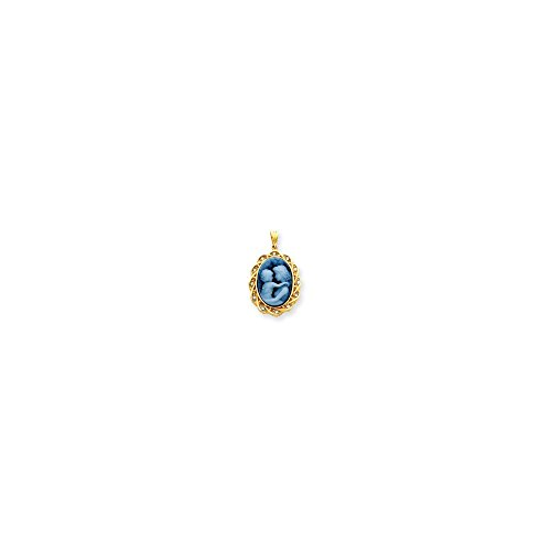 Jewelry Pendants & Charms Cameos 14k Everlasting Love Diamonds Cameo - Cameo Pendant Love Everlasting