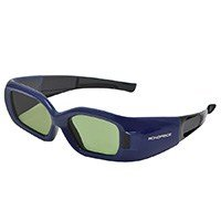 Monoprice 109460 Bluetooth Enabled Glasses for Samsung 3D Displays