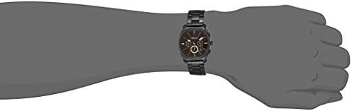 Fossil Herren Chronograph Quarz Uhr mit Edelstahl Armband FS4682 5