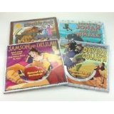 Bible Read-Along Storybook & Sing-Along Songs PC Fun 4-Pack