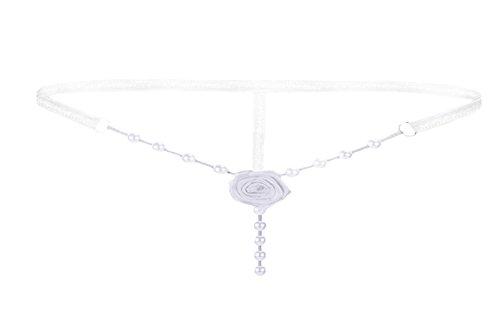 Sohimary Perizoma Tanga Mini 415 410 String Bianco aPz6qaxw