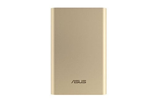 ASUS External Battery Pack for Zenfone2 - Carrier Packaging - Gold