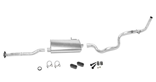 (Mac Auto Parts 25693 Mazda B23 Ranger 2.3 3.0 4.0 With 5 WB Muffler Exhaust System)