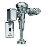 (Zurn ZEMS6003-EWS-YB-YC Aquaflush Zems Exposed Hardwired in Wall Sensor Diaphragm Flush Valve for 3/4
