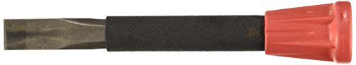 Mayhew Pro 66106 3/4-by-8-Inch Carded Hard Cap Cold Chisel