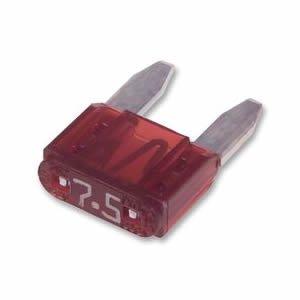 10x Auto ATR Fahrzeug Sicherung 5-20A Mini Flachsicherung Micro2 Blade Fuse