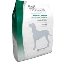 Iams Weight Loss/Mobility Plus Canine 28lb