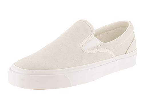 Converse Unisex One Star CC Slip Egret/Navy/White Slip-On Shoe 9.5 Men US / 11 Women US