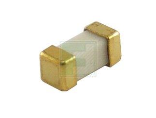 LITTELFUSE 0454001.MR 454 Series Slo-Blo 125 V 1 A 6.1 x 2.69 mm NANO2 Surface Mount Ceramic Fuse - 1000 item(s)