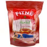 40 Sachets (2x40 Sachets Fitne Herbal Diet TEA - Weight Loss Slim Faster From Thailand)