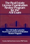 The Real Estate License Examination Review Program for the ASI Exam, Olenick, Susan, 0132917335