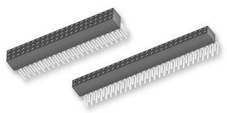 SAMTEC SSW-111-01-G-S SOCKET 1X11 POSITION 2.54MM 50 pieces