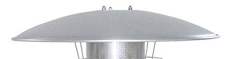 AZ Patio TTHP-SHIELD Table Top Heater Shield Replacement, Aluminum