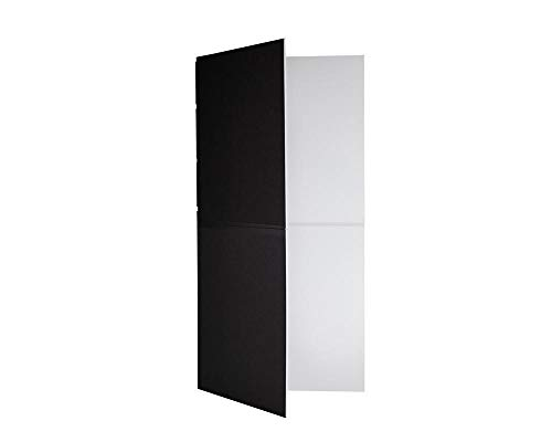 V-Flat - Foldable - Black/White - Photography