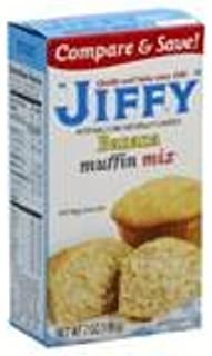 product image for Jiffy Banana Muffin Mix, 7 OZ (Pack of 12)