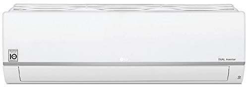 LG 1.5 Ton 3 Star Split Air Conditioner (copper KS-Q18SNZD White)
