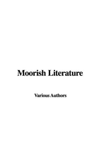 Download Moorish Literature pdf