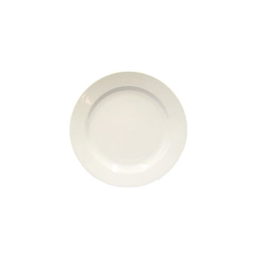 "Homer Laughlin China 20400 Undecorated RE 8"" Plate - 36 / CS"