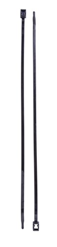 Gardner Bender 45-308UVBSC Nylon Self-Cutting Cable Tie, 8 inch, 50 lb. Tensile, Twist-Off Tail, Zip Tie, 20 Pk, UV Resistant Black - 20% Off Zip
