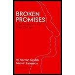 Broken Promises, W. Norton Grubb and Marvin Lazerson, 0226310043