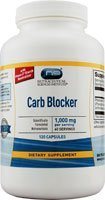 Starch Neutralizer (Vitacost Carb Blocker With Phase 2 Starch Neutralizer -- 1000 mg per serving - 120 Capsules by Vitacost Brand)