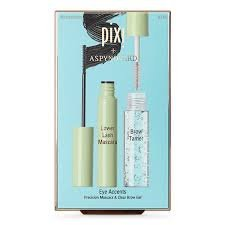 Pixi by Petra Eye Accents, Precision Mascara & Clear Brow - Pixi Gel