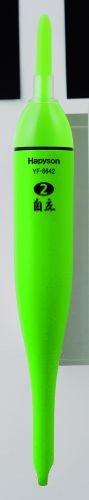 Hapyson(ハピソン) 緑色発光自立ラバートップミニウキの商品画像