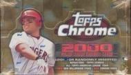 2000 Topps Chrome Series 2 Baseball Cards Unopened Hobby Box