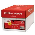 """348037 Part# 348037 Paper Copy 8.5""""x11""""20LB White 500Shts/Ream 10/Ca from Office Depot"""