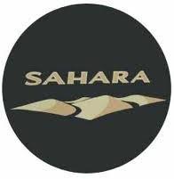 2007-2013 Jeep Wrangler Sahara Spare Tire Cover MOPAR GENUINE OEM