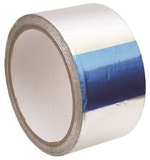 National Brand Alternative 7441 Aluminum Tape, 2'' x 10 yd