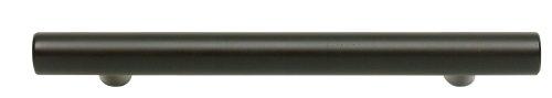 Atlas Homewares A822-O 5-Inch Euro-Tech Collection Linea Rail Pull, Aged Bronze ()