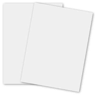 Mohawk BriteHue Bright Color Paper, 24/60lb paper. Text 100 Sheets Per Pack (11 x 17, White)