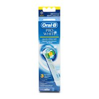 Oral B Pro White Replacement Brush Heads
