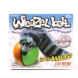 D.Y. TOYS Electronic Playful Weasel with a Ball