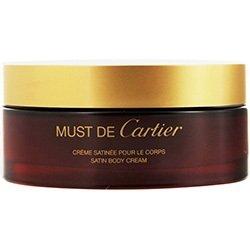 Price comparison product image Must De Cartier By Cartier Body Cream 6.7 Oz