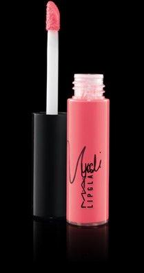 MAC LipGlass Lip Gloss Viva Glam Nicki (Glass Lip Gloss Limited Edition)