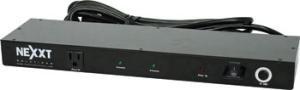 (INDUSTRIAL GRADE Nexxt 9 Outlet Power Strip Rack Mount PREMIUM QUALITY NEXXT 110Volt Standard 19