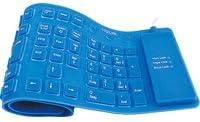 LogiLink ID0035 - Teclado Flexible de Silicona USB & PS/2 ...