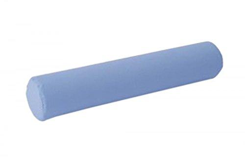 Long Cervical Roll Blue, 4'' Dia. X 19'', ALEX, 1007-BL